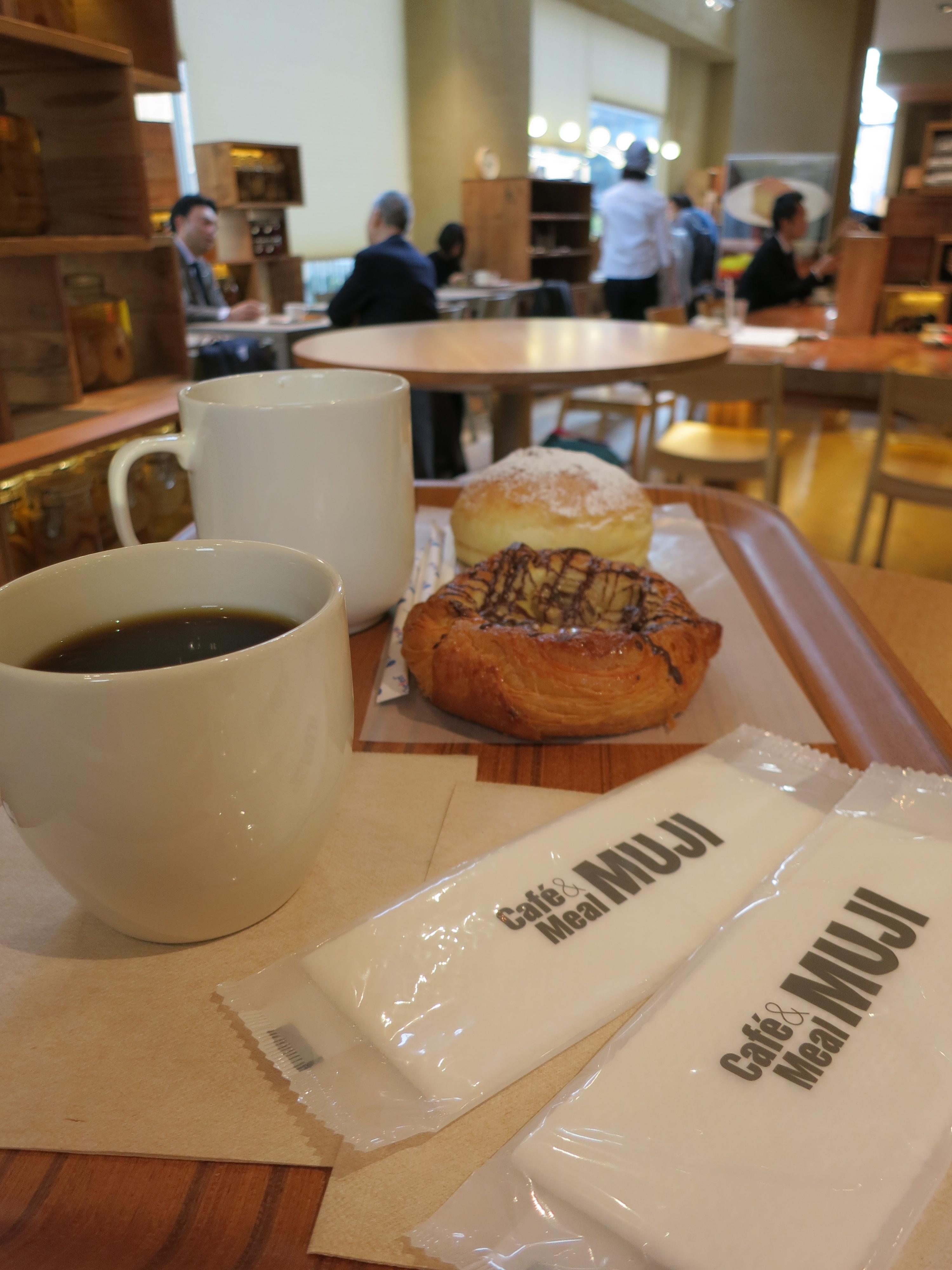 CAFE&AMP MEALl MUJI AOYAMA