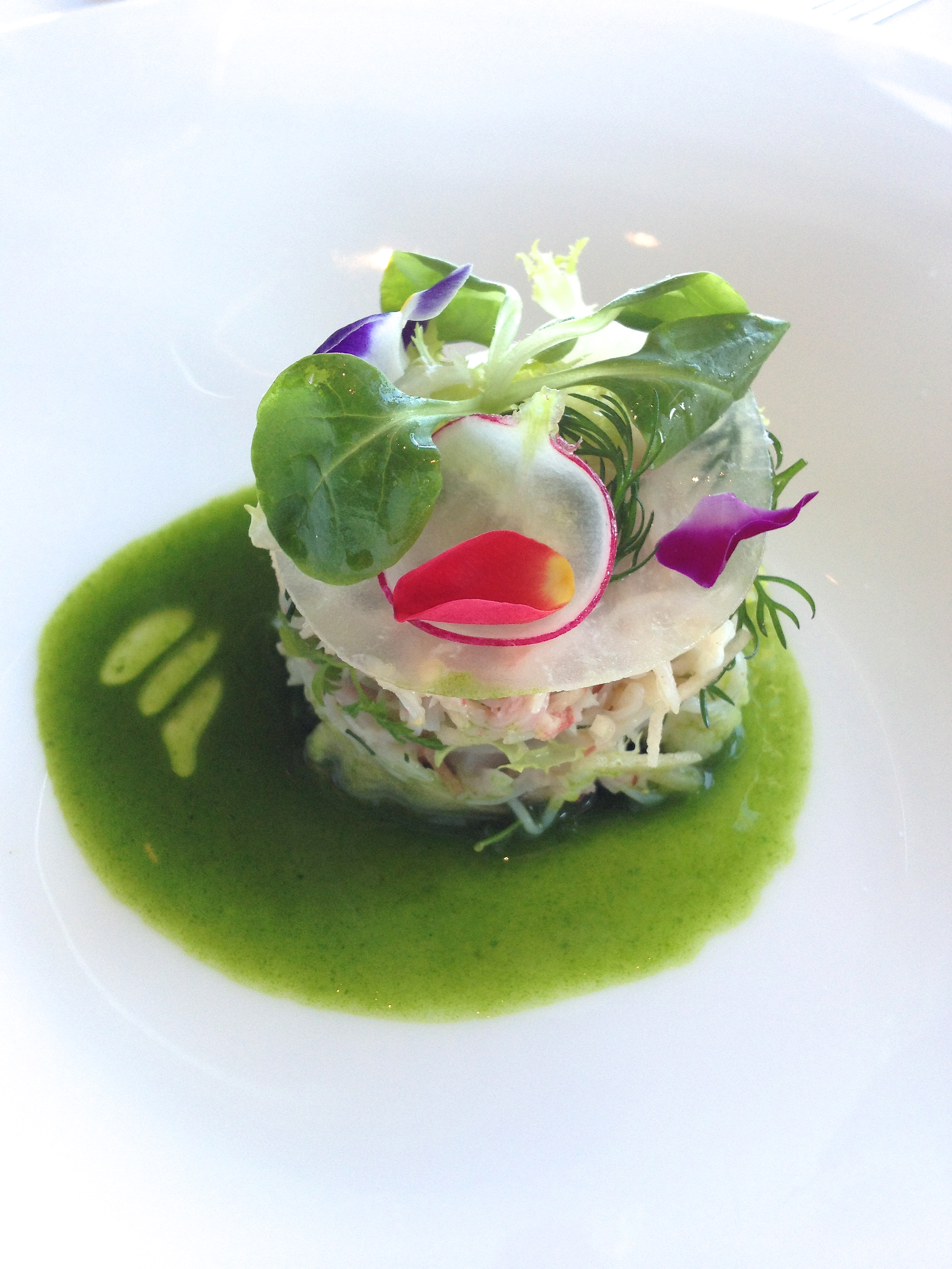 French fine dining in tokyo tokyo food diary for Fine dining food