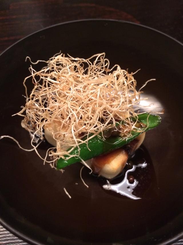 Tofu-like dish